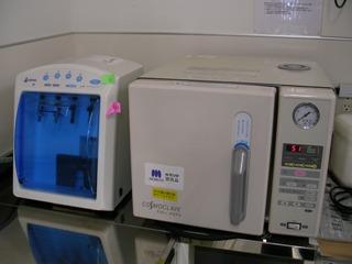 自動滅菌器
